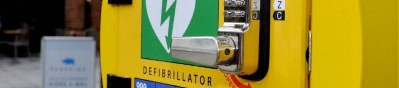 Community Defibrillators in Twyford