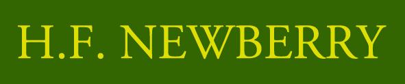 H.F. Newberry logo
