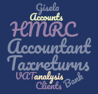 Gisela Sharpe Accountancy Logo