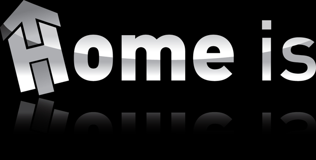 Home Is logo