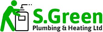 S Green Plumbing and Heating logo