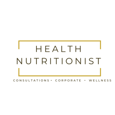 Health Nutritionist Logo